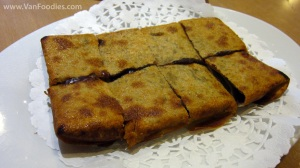 Fried Red Bean Paste Pancake