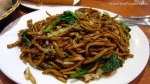 Shanghai Style Pan-fried Thick Noodles