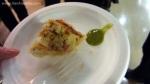 Bacon and Potato Quiche at El Dorado