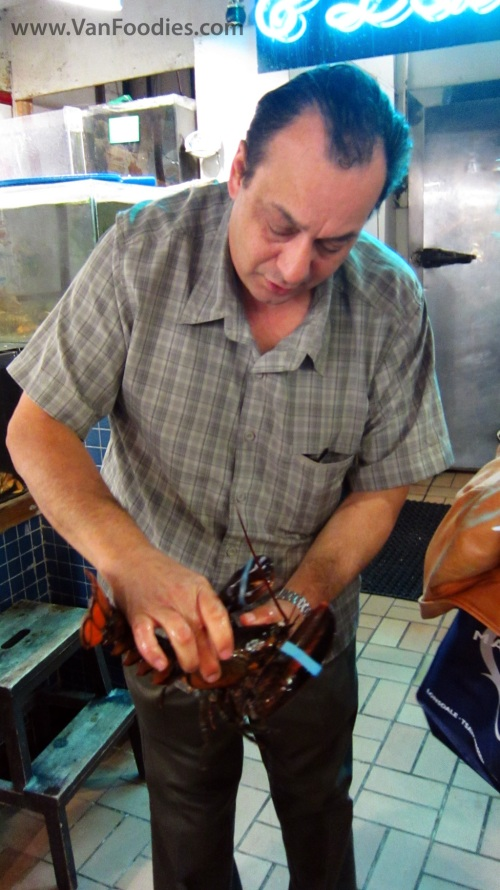 How to select a good quality lobster