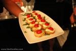 Tomato & Bocconcini Crostini