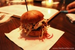 Braised BBQ Pork Slider