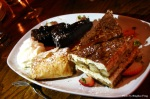 Tiramisu, Cherry Chocolate Torte, Appel Strudel