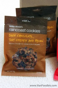 Dark Chocolate, Tart Cherry and Pecan