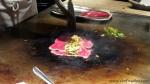 Rolling Ribeye Slices