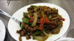 Stir-fried Lamb with Cumin Spice