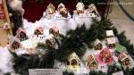 Churchill Gingerbread Village