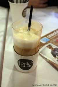 Nescafe Caramel Latte Macchiato