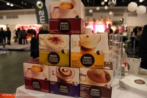 Dolce Gusto Beverages