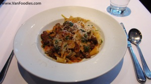 Pappardelle Lamb Sausage