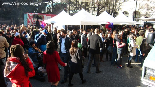Crowd @ Street Food City
