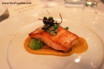Seared Lake Babine Salmon