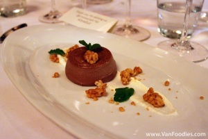 Spiced Chocolate Pudding