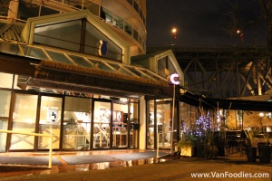 C Restaurant by False Creek
