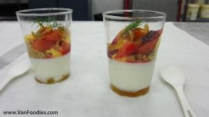 Panna Cotta for dessert
