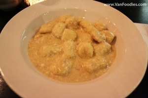 Gnocchi in a Four-Cheese Sauce