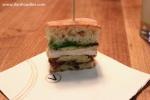 Granny Smith Apple, Brie & Chicken Sandwich