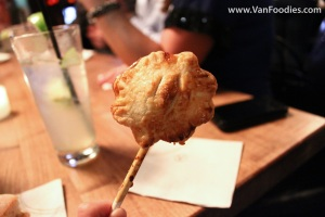 Apple Pie on a Stick