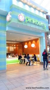 Pinkberry at Metropolis Metrotown