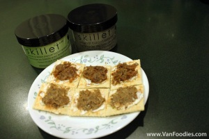 Original Bacon Spread and Fennel & Black Pepper Bacon Spread