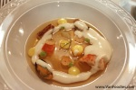 Course Two - Bouillabaisse with Cream