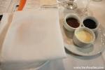 Course Five - Dessert Hidden Under Napkin