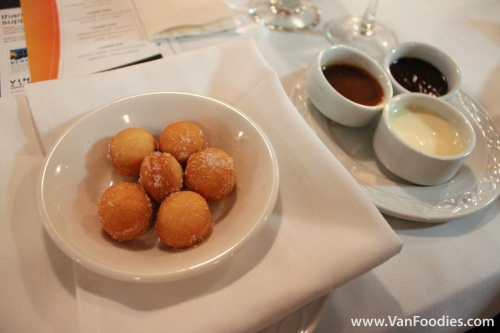 Course Five - Donuts