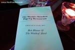 The World's Weirdest Pop-Up Restaurant by Bob Blumer and WaldorfHotel