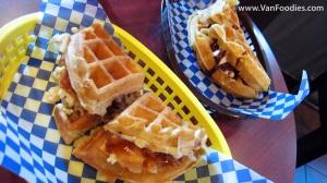 Miura Waffle Sandos