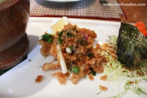 Thai Crispy Squid