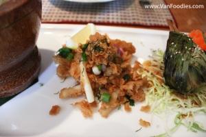 Thai Crispy Squid