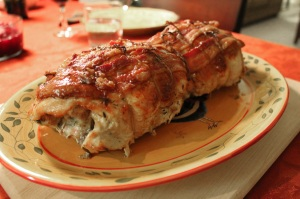 Roasted Turducken