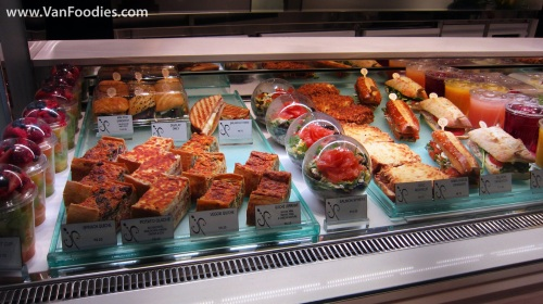 And other deli items