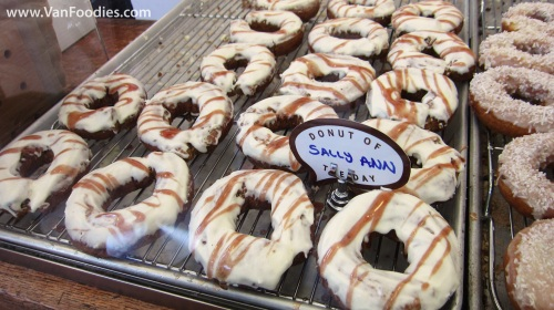 Sally Ann - Donut of the Day