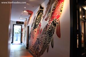 Murals by Hideki Kimura