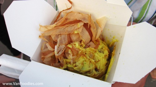 Curry Bakudanyaki