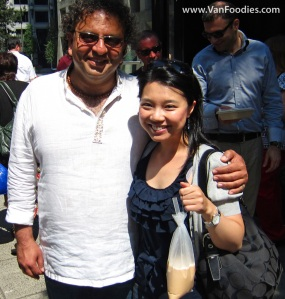 Picture with Vikram Vij