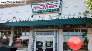 The only Krispy Kreme in BC