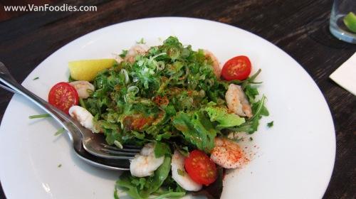 Ebi Avocado Salad