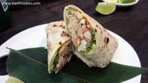 Ahi Tuna Taco