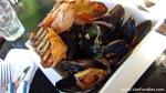 Red Truck Salt Spring Island Mussels