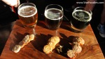 Beer & Sausage Flight