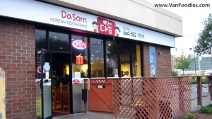 DaSom Korean Restaurant