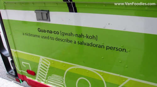 Definition of Guanaco