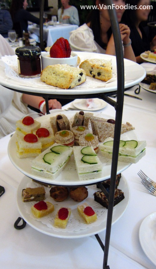 Afternoon Tea at Fish House