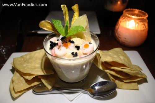 Scallop & Shrimp Coconut Ceviche