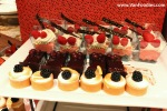 Lots of tasty desserts