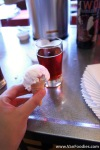 Mini Ice Cream Cone with Frambozen