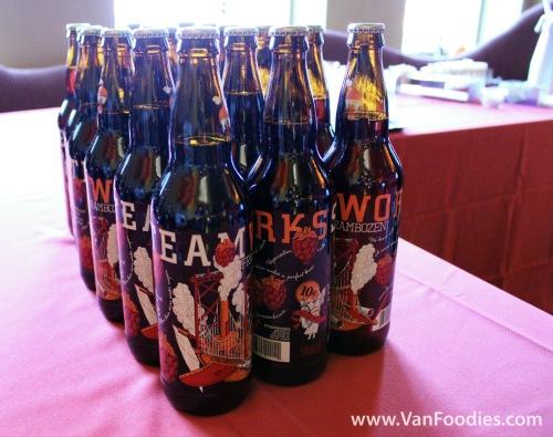 Bottled Frambozen