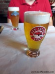 Red Truck Lager and Granville Island Hefeweizen